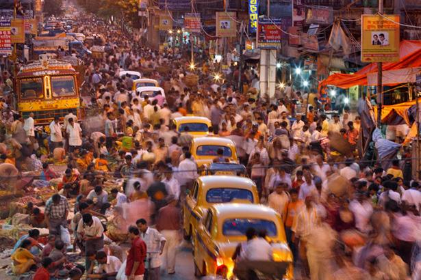 En 2020, India será el país más poblado del mundo