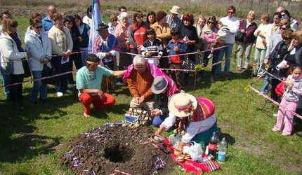 Se celebra la Fiesta de la Pachamama en toda la provincia