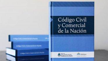 Desde hoy rige el nuevo Código Civil y Comercial