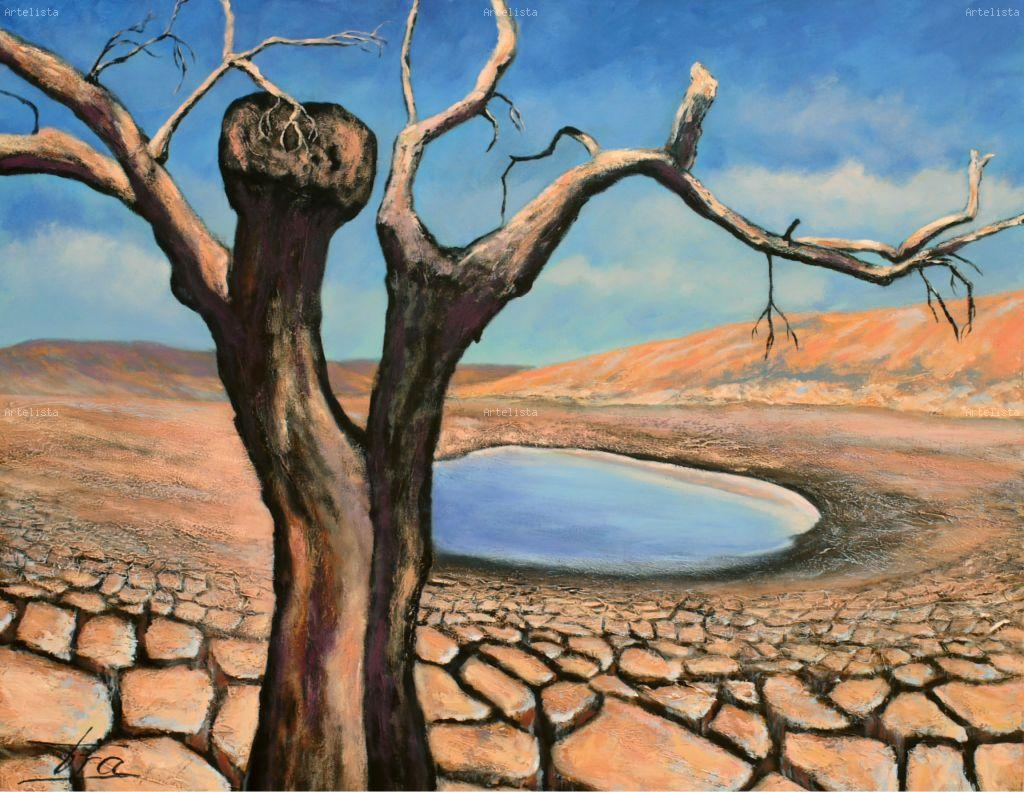 Se vienen dos meses de sequía