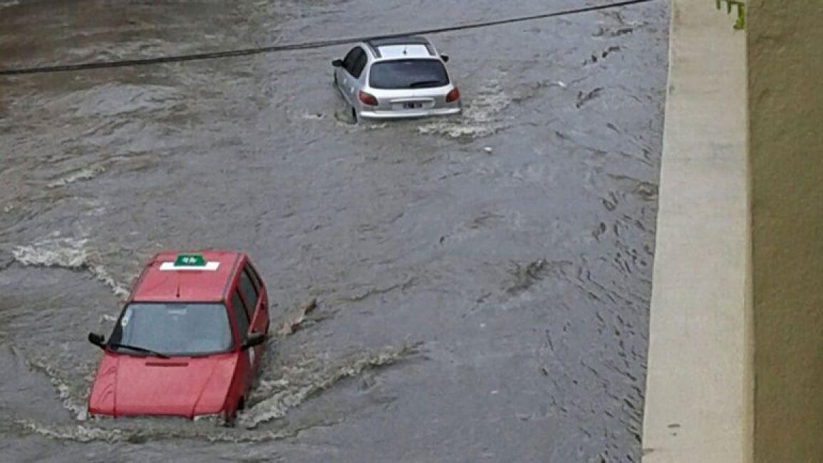 Temporal e inundaciones en Río Cuarto - Argentina - FM 89.9 La radio ...