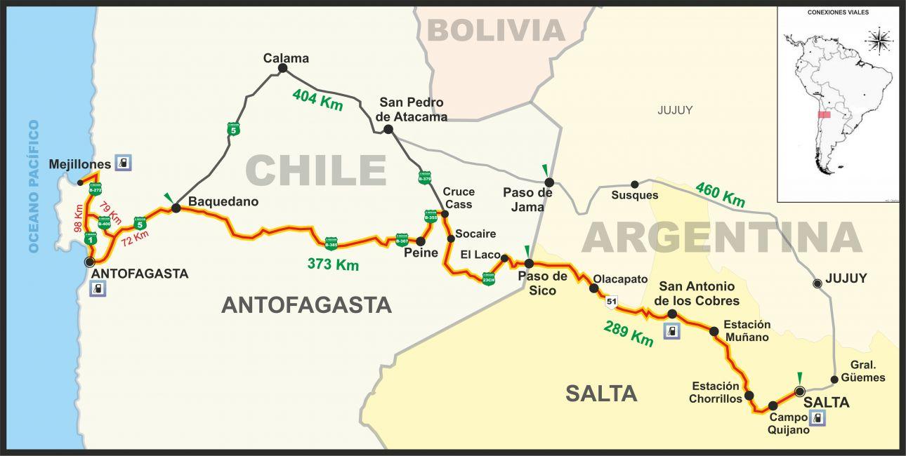 Resultado de imagen para ferrocarril antofagasta salta