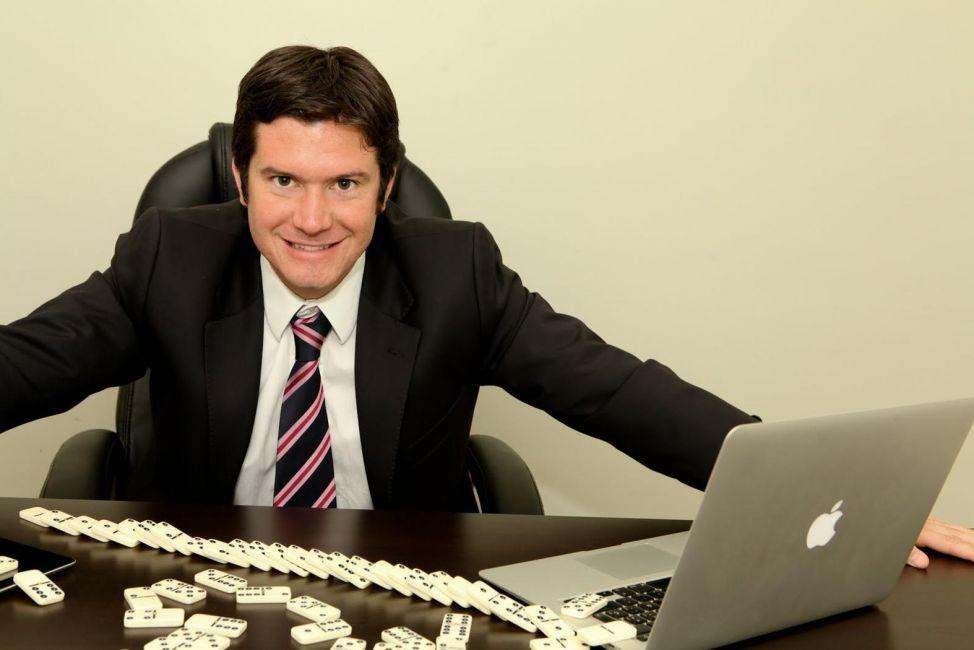 Martín Güemes, secretario de Modernización municipal