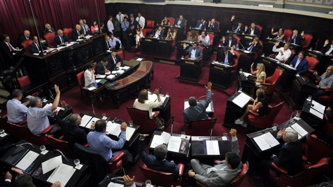El Gobierno cita a los jefes de los bloques del Senado antes de las sesiones extraordinarias