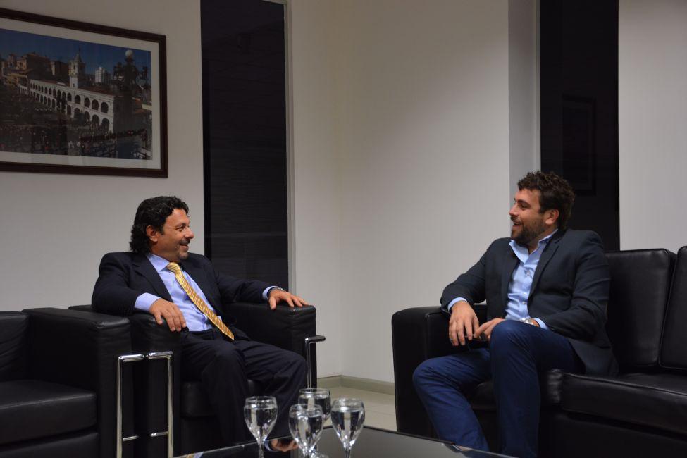 Sáenz sería presidente de la Federación Argentina de Municipios