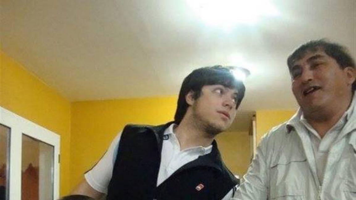 Este es Leandro el otro hijo de Lázaro también en problemas
