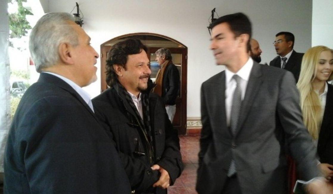 Juntos Urtubey, Romero y Sáenz
