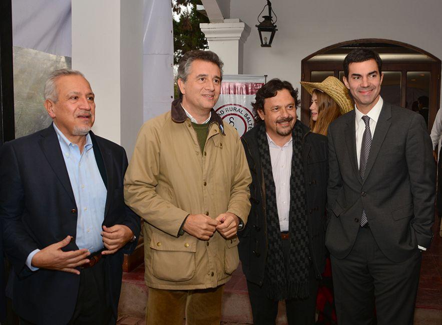 No descartan que Urtubey, Romero y Sáenz se unan en el peronismo