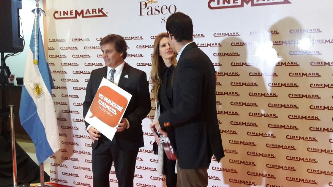 Cinemark se instala en salta y no le teme a la crisis for Noticias de espectaculos internacionales
