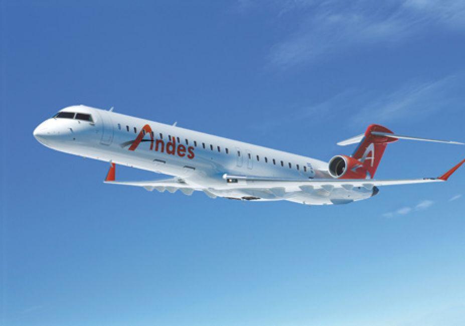Resultado de imagen para Andes aviacion