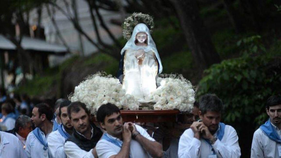 Hoy ser la procesi n en honor a la virgen del cerro Noticias del dia de hoy en argentina espectaculos