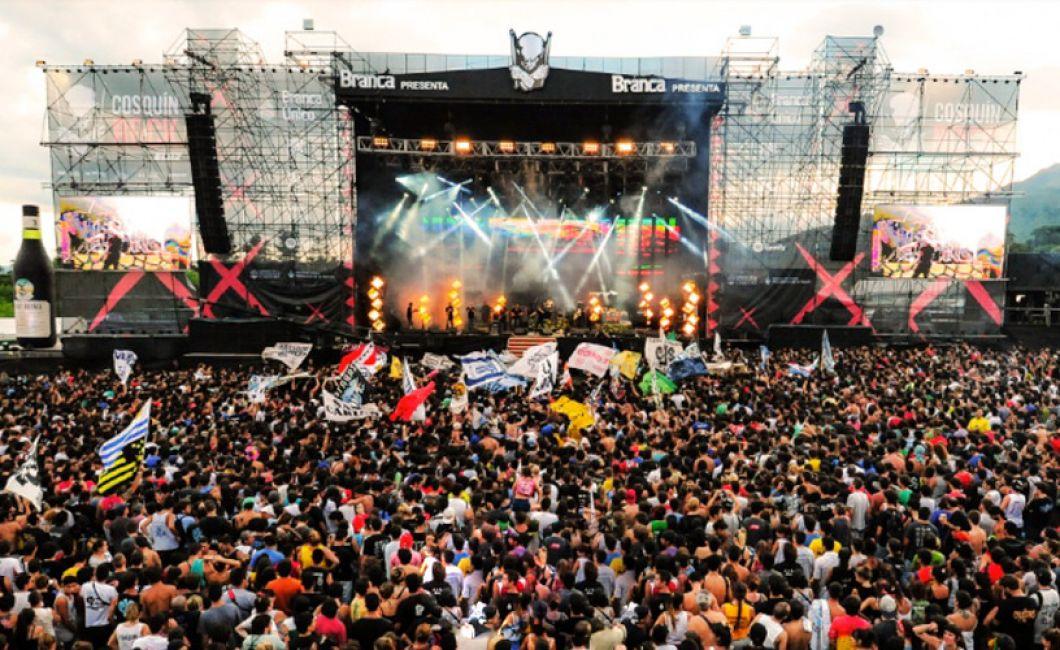 Cosqu N Rock 2017 El Gran Encuentro Del Rock Argentino