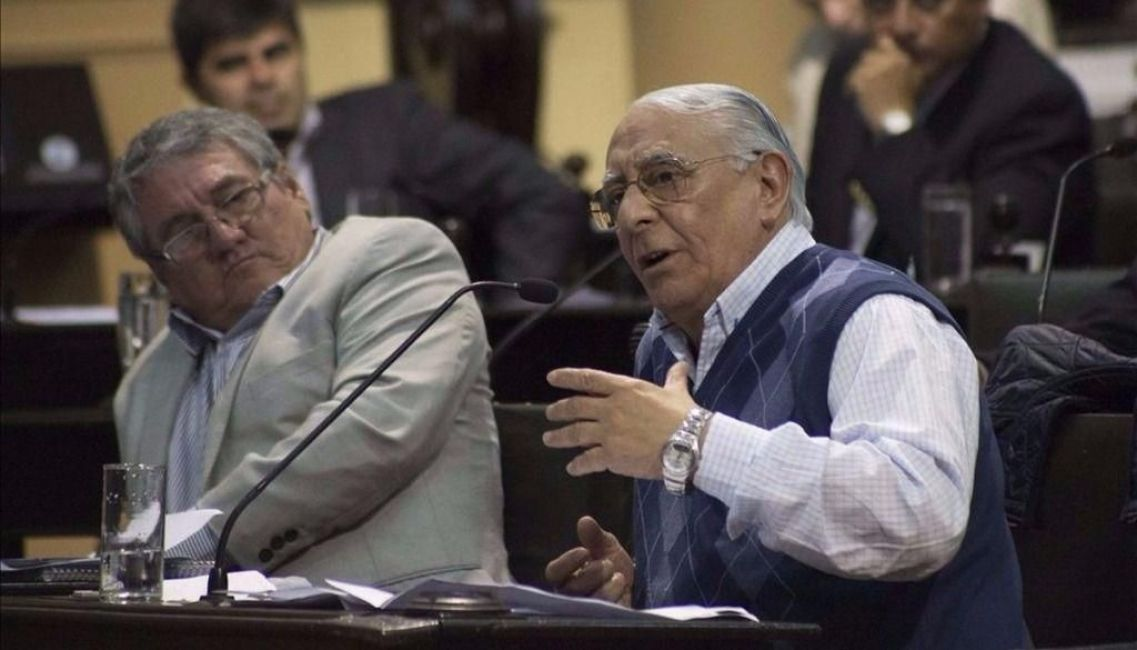 Acomodos en la Justicia: Sández acusó sin defenderse
