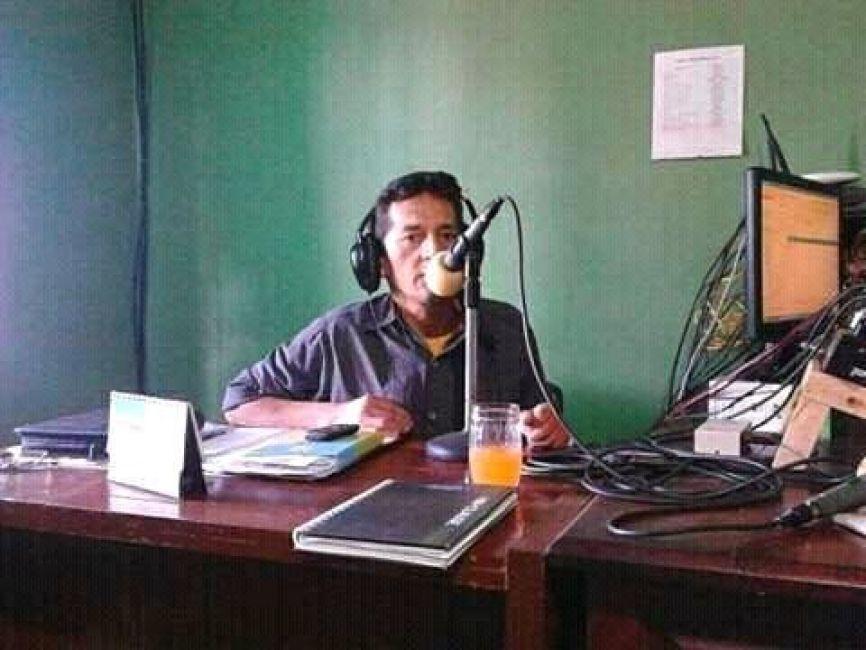 Brutal golpiza a un periodista en Apolinario Saravia