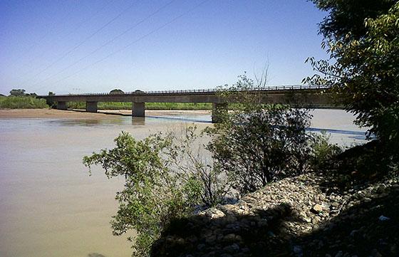 Probabilidad de crecidas en la Alta Cuenca del río Bermejo