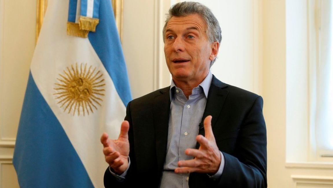 Macri anuncia recorte en la estructura del gobierno for Noticias del gobierno