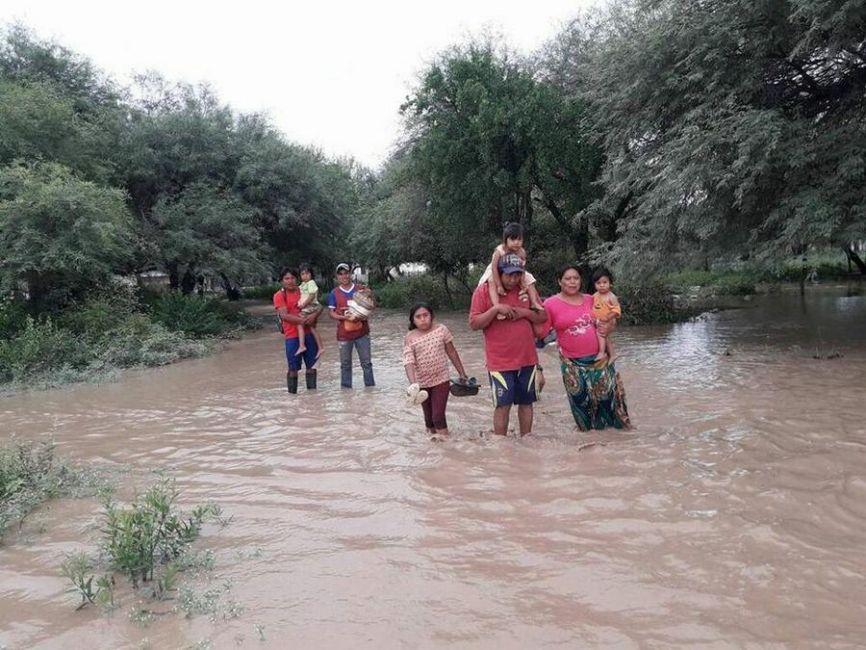 A  70 días de las inundaciones en el norte provincial