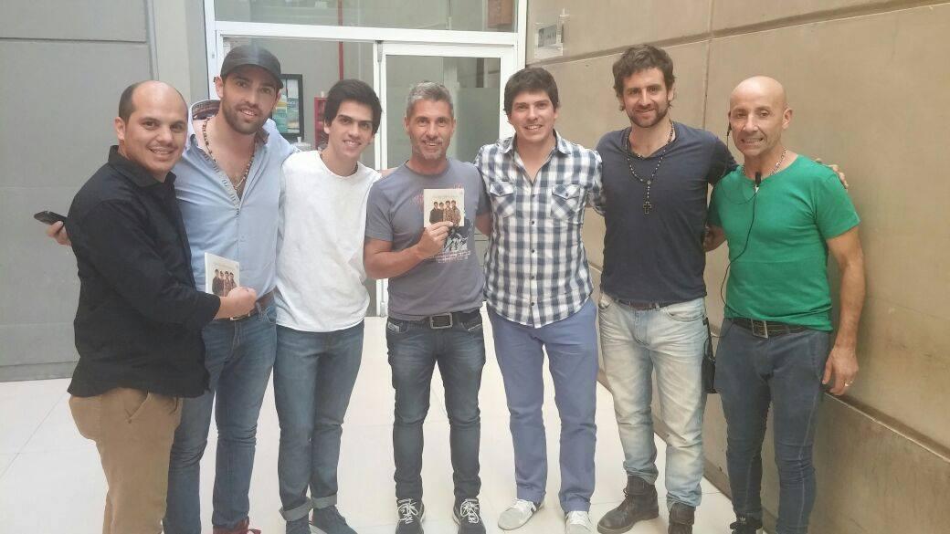 Los del portezuelo presentan su nuevo disco en salta for Lo ultimo en noticias del espectaculo