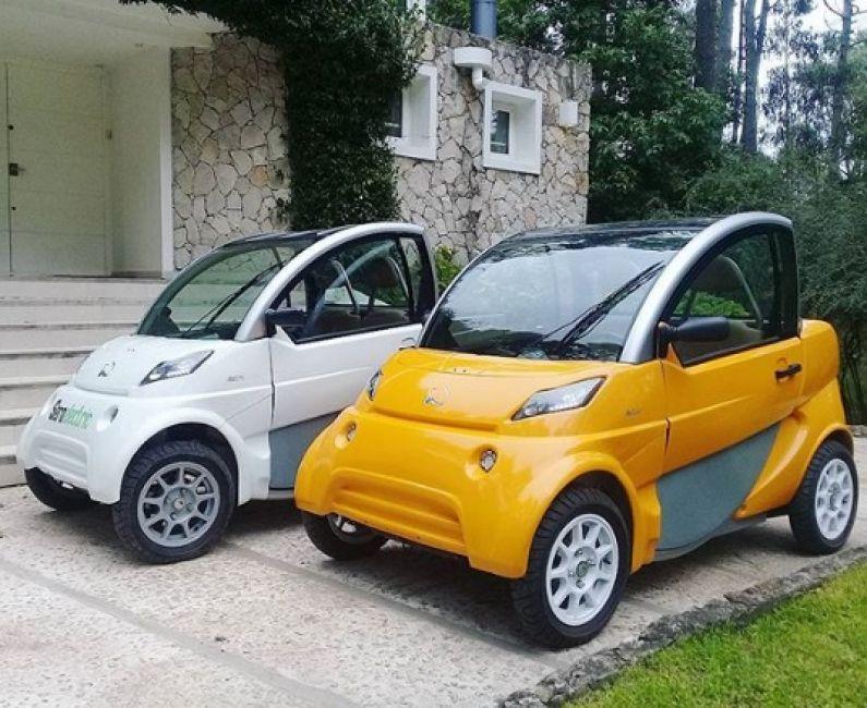 Se Fabrica El Primer Auto Electrico En Argentina Tecnologia Fm