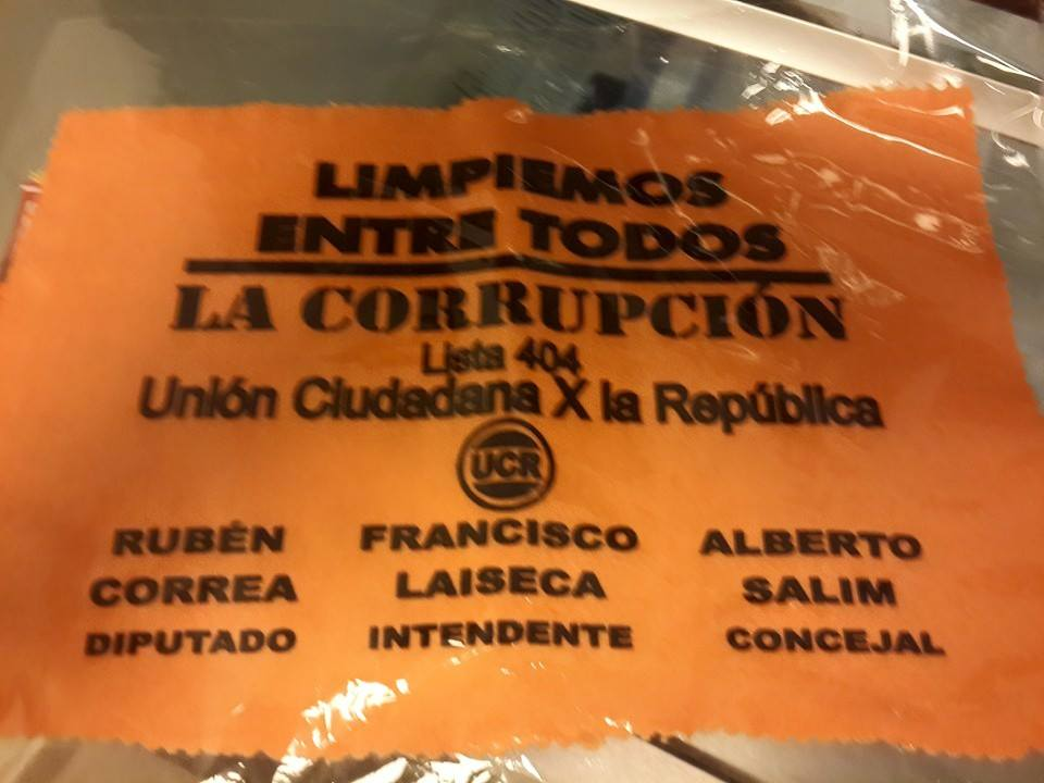 La UCR pedirá la creación de una oficina anticorrupción