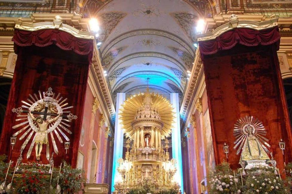 Novena en honor al Señor y Virgen del Milagro: Día 8 - Salta - Profesional  FM 89.9 Salta, Argentina