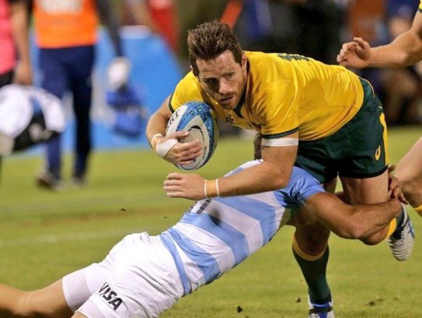 Los Pumas perdieron con Australia