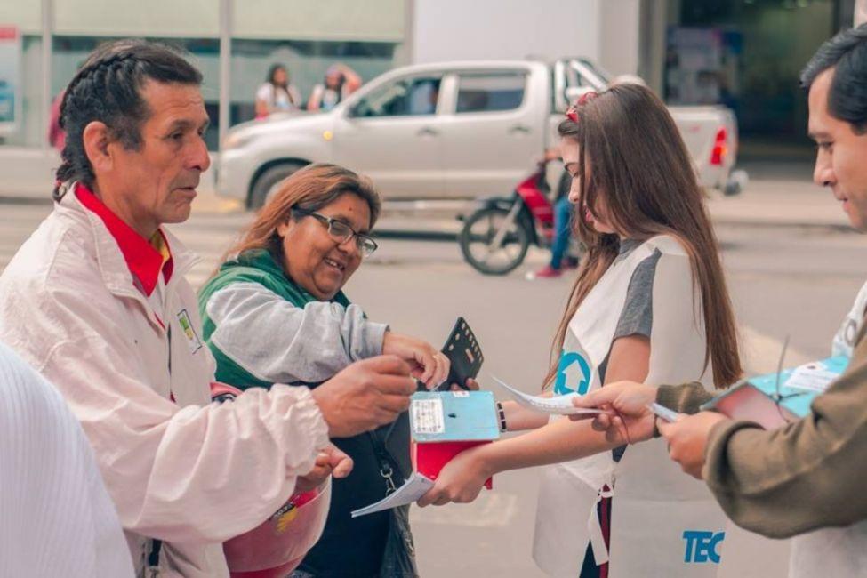 Techo colecta 2019 argentina