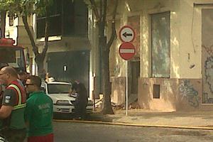 Dos menores murieron tras un incendio en un taller clandestino