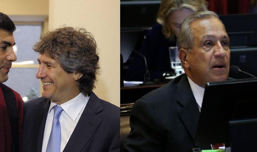 """""""La diferencia entre Boudou y Romero es que el vicepresidente se presenta ante la Justicia"""""""
