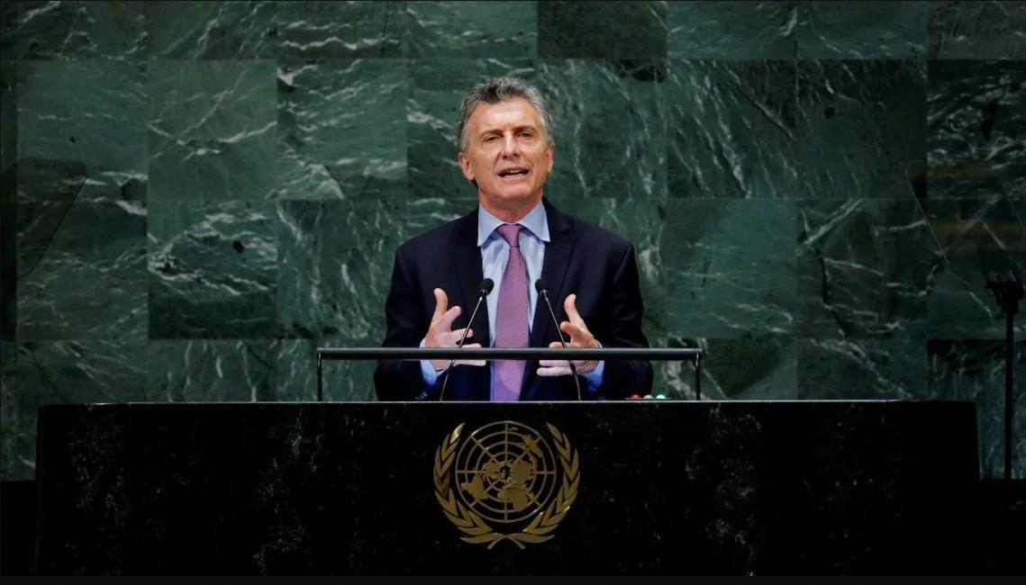 Mauricio Macri agradeció a empresarios y sindicalistas por el bono