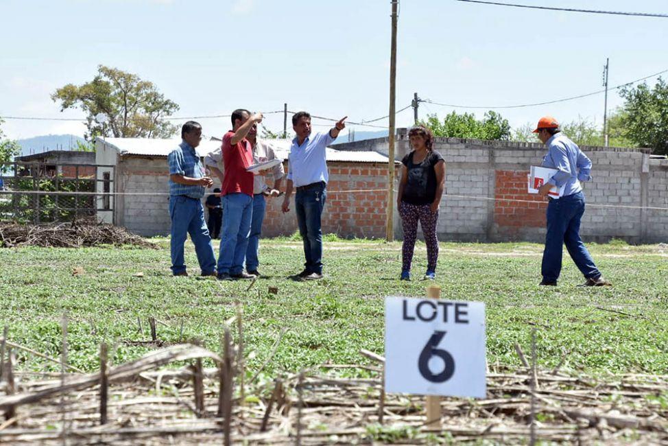 Sortearán 80 lotes recuperados en barrio Los Paraísos - Salta - FM 89.9 La radio de Martín Grande - La Radio de Martin Grande