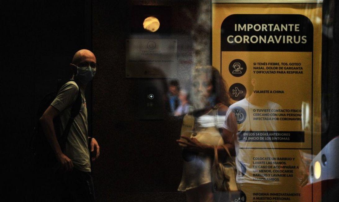 Sospechan de ocho nuevos casos en el país — Coronavirus