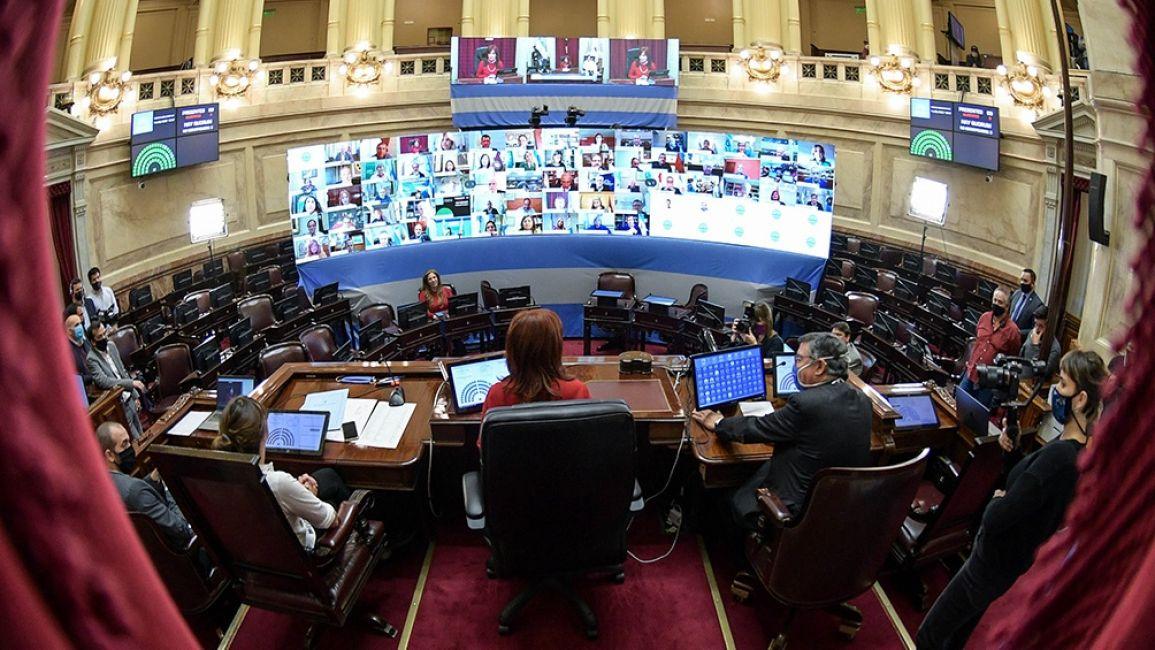 Sesión caliente en el Senado por el DNU de Macri sobre escuchas