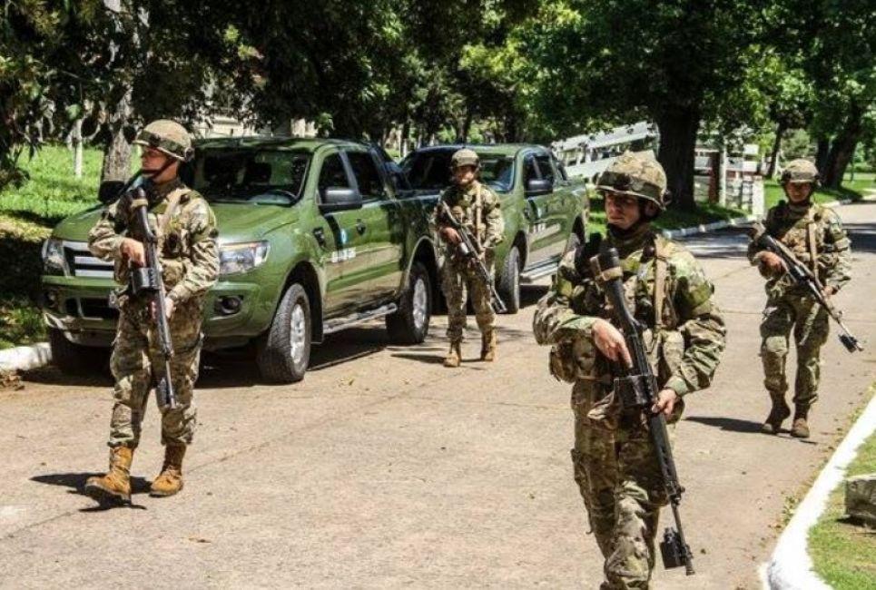 Pese a los anuncios, aún no hay presencia del Ejército en Orán