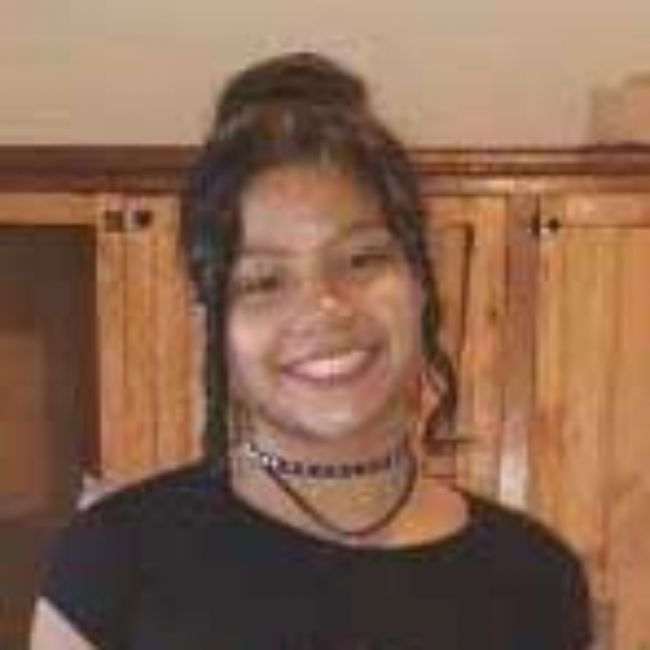 Buscan a Judith Mercedes de 16 años