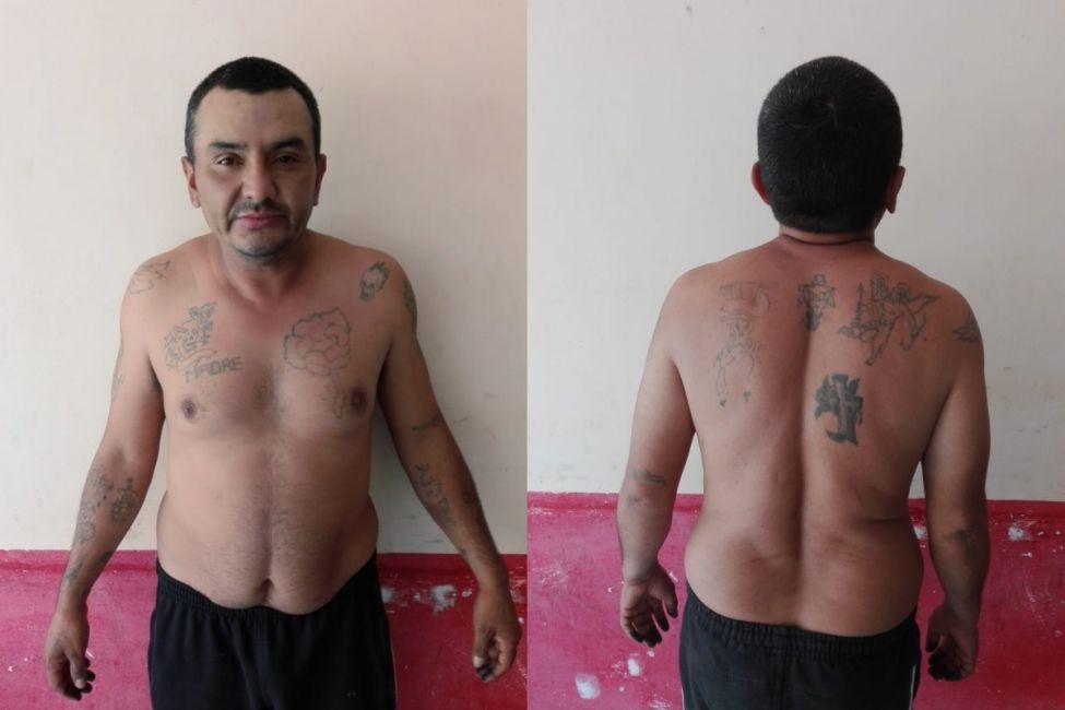 Se fugó un preso con covid-19 en Orán