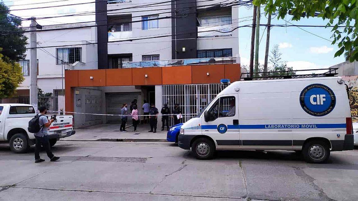 Hallaron el cuerpo de Macarena Blanco en un departamento