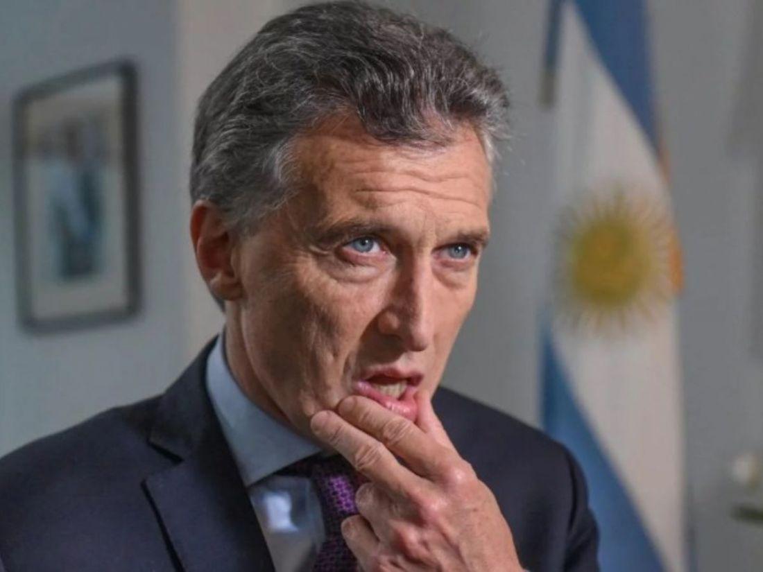 Macri se aisló por ser contacto estrecho de un caso positivo de coronavirus
