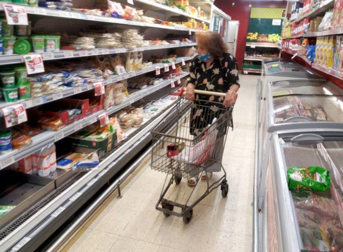 La inflación de abril rondaría el 4% con una suba fuerte en los alimentos