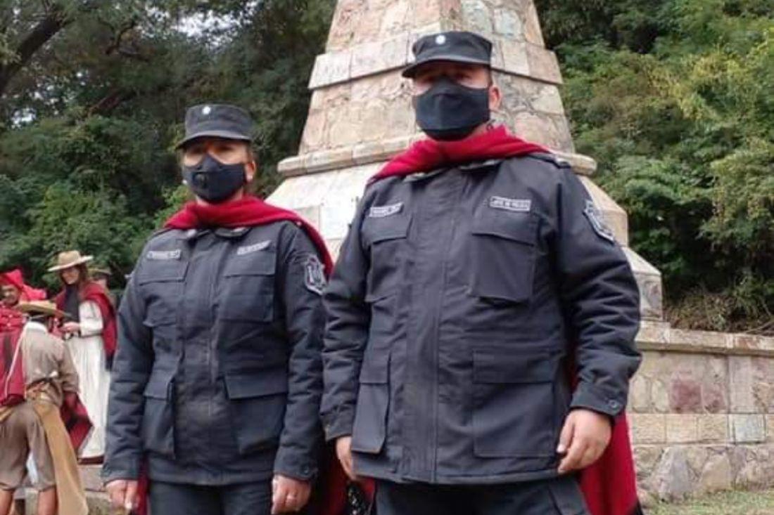 La Policía de Salta cambiaría el tradicional uniforme