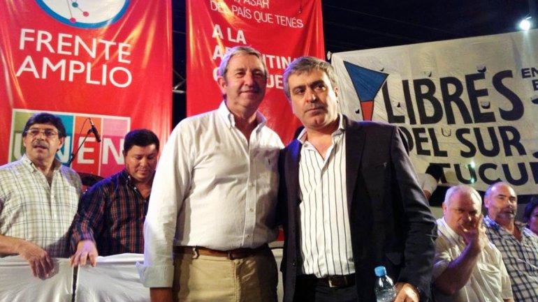 """Cobos dice que si es presidente, los delincuentes irán presos """"sea extranjero, argentino o vicepresidente"""""""