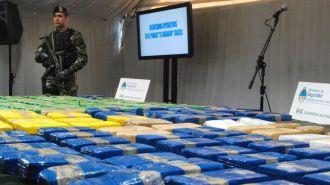 Crece la preocupación de los fiscales por el avance del narcotráfico