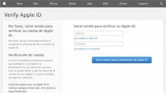 Advierten por ataques contra usuarios de Apple