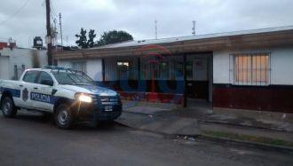 Tres detenidos por el robo al centro de salud de Palmeritas