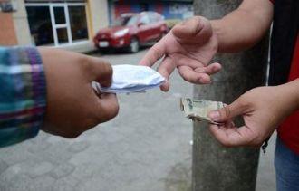 Tres condenas por tráfico de drogas