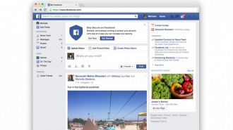 Hay nuevas medidas para mantener seguras las cuentas de Facebook