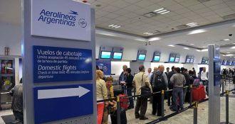 El transporte aéreo ya es servicio público esencial