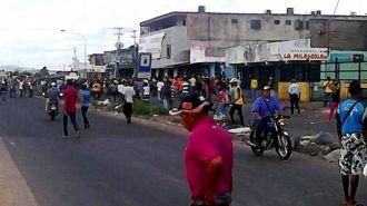 Violencia en Venezuela: un muerto y 60 detenidos por saqueos en el sur del país