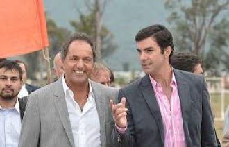 Scioli se vale de Urtubey para contener al PJ y sumar votos independientes