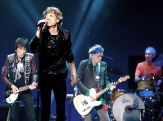 Keith Richards confirmó que los Rolling Stones vendrán en febrero
